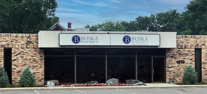 Wausau WI Buska Retirement Solutions Wausau Office Building
