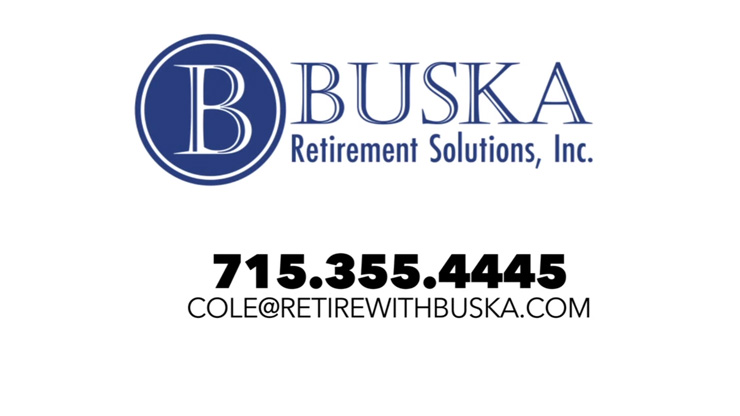 Wausau WI Buska Retirement Solutions Color Of Money Risk Analysis