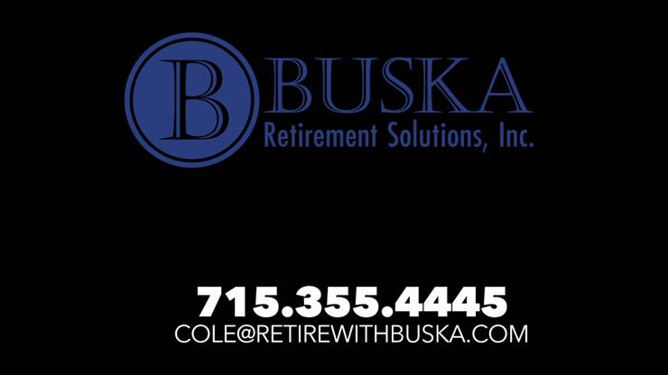 Wausau WI Buska Retirement Solutions Tax Strategies